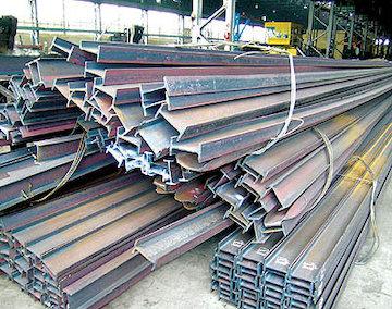 تولید تیرآهن فوق سبک صادراتی از سرگرفته شد