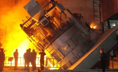 ایران دوازدهمین فولادساز دنیا شد