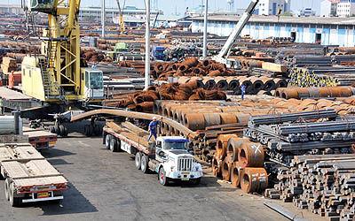 صادرات فولاد چین به اروپا از طریق ویتنام