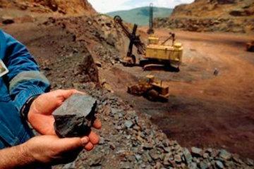 کاهش ۲۰ درصدی صادرات سنگ آهن برزیل
