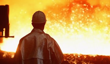 تولید ماهانه فولاد در ایران از مرز 1.5 میلیون تن گذشت