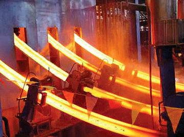 رشد 14.1 درصدی تولید فولاد در ایران