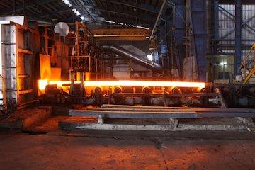 حجم تولید فولاد و توان نورد متوازن نیست