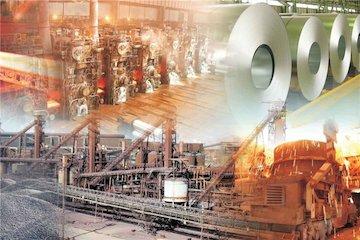 پیش بینی کاهش تولید فولاد اوکراین در ماه دسامبر