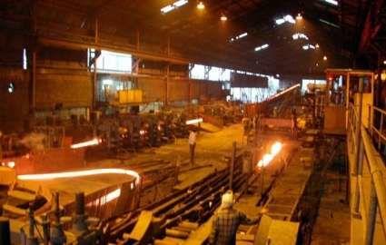 تولید فولاد ایران از مرز ۱۶ میلیون تن گذشت