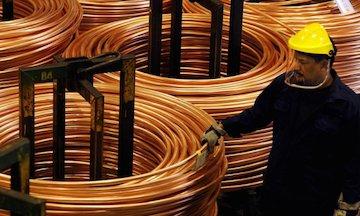 تاثیر کشمکش آمریکا و چین بر قیمت مس