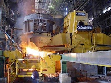 کسب رکوردهای تولید روزانه و ماهانه در ناحیۀ نورد سرد فولاد مبارکه