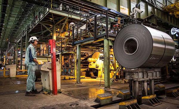 استفاده از تمام ظرفیت در دستور کار صنعت فولاد جهان