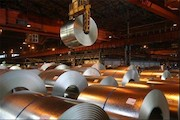 افزایش ظرفیت زنجیره فولاد به سمت چشمانداز ۱۴۰۴
