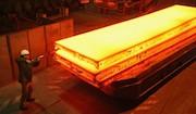 افزایش ۲ درصدی تولید فولاد در شرکت جی اس دابلیو
