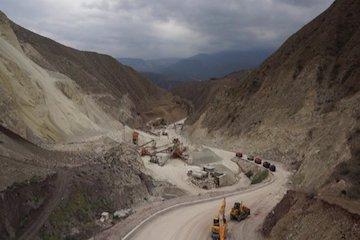 هدف سازمان نظام مهندسی معدن جلوگیری از خام فروشی مواد معدنی است