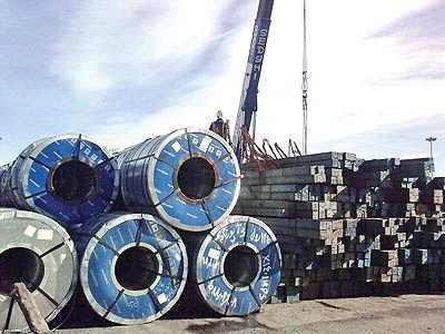 عملکرد صادرات خرداد ماه شرکت های بزرگ فولادساز کشور، نشان از بهبود شرایط نسبت به ماه های قبل دارد