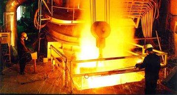 تولید فولاد خام ایران از مرز ۱۰ میلیون تن عبور کرد/ تولید جهان ۷۶۴ میلیون تنی شد