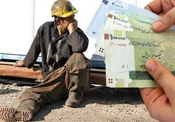 کارگران خدماتی زیر بار زندگی خم شده اند