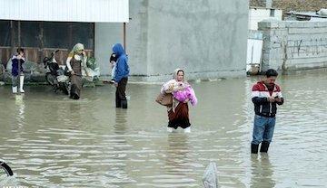 کمک ۸۶ میلیارد ریالی مردم اصفهان به سیل زدگان کشور