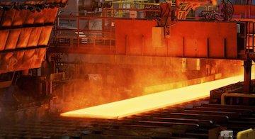 رشد ۱۲۸ درصدی صادرات فولاد در بهار ۱۴۰۰
