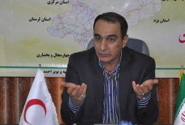 اصفهان در زمینه کمک رسانی معین اهواز شد