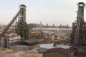 ثبت رکورد روزانه تولید واحد احیاء مستقیم فولاد سفیددشت