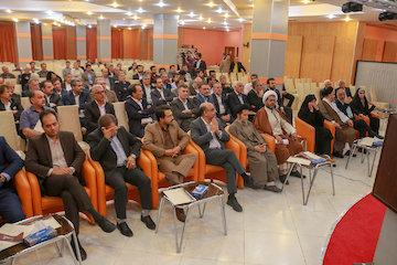 برگزاری همایش مهرورزی ویژه حمایت از زندانیان نیازمند شهرستان مبارکه