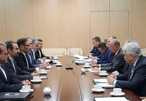 پانزدهمین اجلاس همکاری اقتصادی ایران و روسیه در اصفهان
