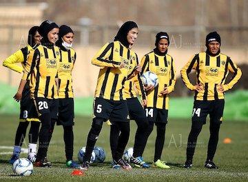 سکوی دومی در انتظار دختران فوتبالیست سپاهان