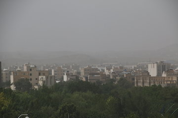 آلودگی هوای اصفهان