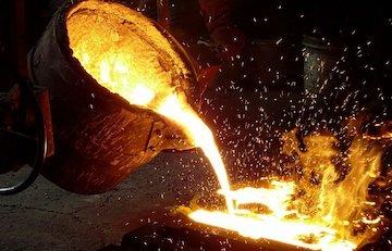 صنعت فولاد آمریکا به زیان دهی افتاد
