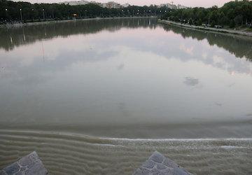 22 آبان ماه زاینده رود پرآب می شود