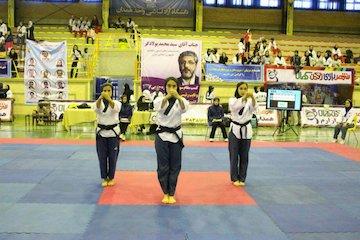 عاشقآباد میزبان مسابقات قهرمانی پومسه کشور