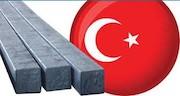 پیش بینی تولید 35 میلیون تنی فولاد در ترکیه