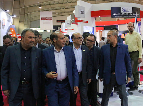 یازدهمین نمایشگاه متالورژی، فولاد، صنایع وابسته در محل نمایشگاه های دائمی پل شهرستان اصفهان