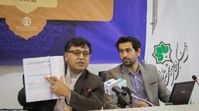 خبرنگاران ورزشی جایی در نشست خبری محمد عیدی نداشتند!