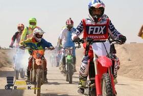 پایان مسابقات اتومبیلرانی و موتورسواری استان اصفهان