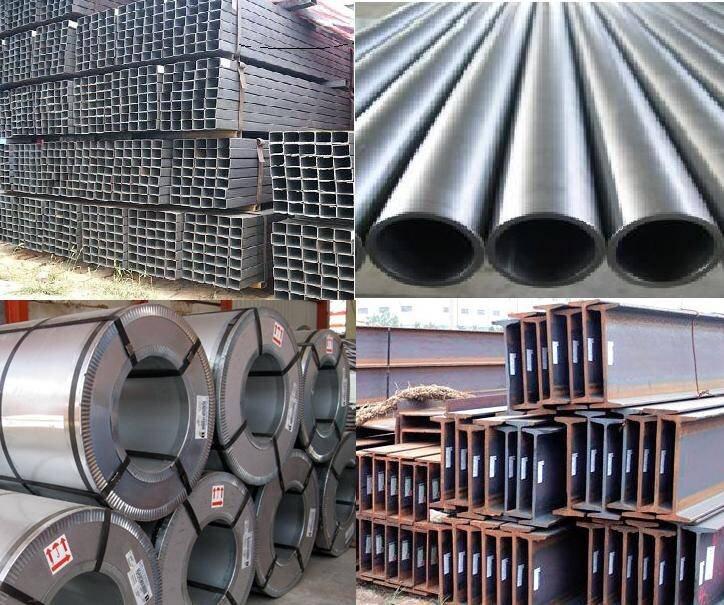بررسی قیمت محصولات فولادی در ۳ ماهه آخر سال ۲۰۲۱