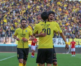 طلایی پوشان در جمع ۸ تیم پایانی جام حذفی فوتبال