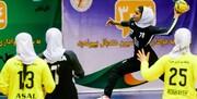 تساوی شیرین هندبالیست های سپاهان در تهران
