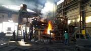 کوتاهترین توقف خطوط تولید فولاد مبارکه برای صنعت کشور خسارتبار است