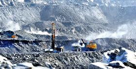 رشد ۱۴ درصدی استخراج مواد از معادن چهارمحال و بختیاری