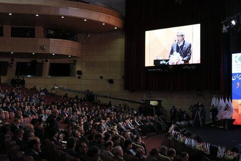 افتتاحیه دومین جشنواره ملی فولاد- برج میلاد