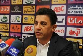 امیر قلعهنویی: به خاطر بیدقتی 2 امتیاز از دست دادیم