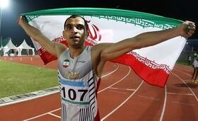 امیدوارم در مسابقات آسیایی یک مدال خوش رنگ کسب کنم