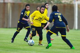 روز بد شانسی دختران فوتبالیست سپاهانی