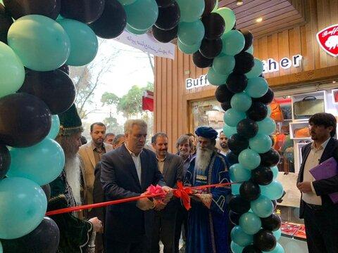 افتتاح اولین هایپر صنایع دستی در کشور