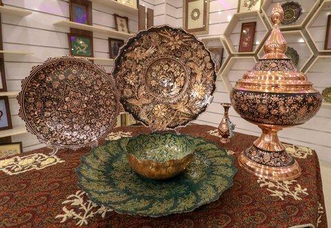 افتتاح اولین هایپرصنایع دستی و هنرهای سنتی کشور- اصفهان