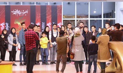 دومین روز ازجشنواره فیلم فجر در اصفهان