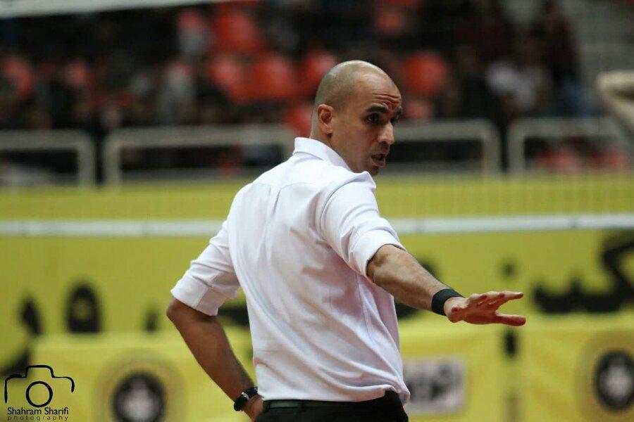 تیمداری سپاهان باعث پیشرفت والیبال میشود