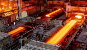 کاهش تولید فولاد در آمریکا