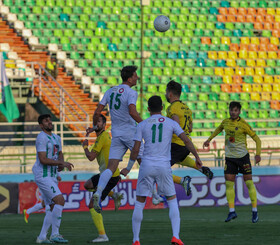 برگزاری دربی فوتبال اصفهان با رعایت کامل پروتکلهای بهداشتی
