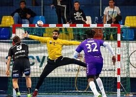 هندبال ایران سرشار از استعداد و بازیکن است
