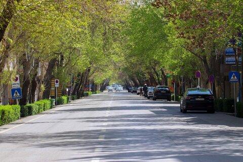 سکوتی بی صدا در شهر اصفهان